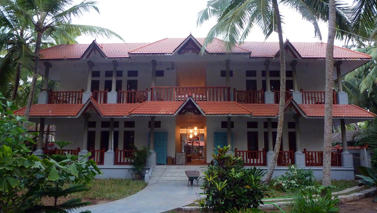 Linta\\\'s Ayurveda Resort in Kerala, India